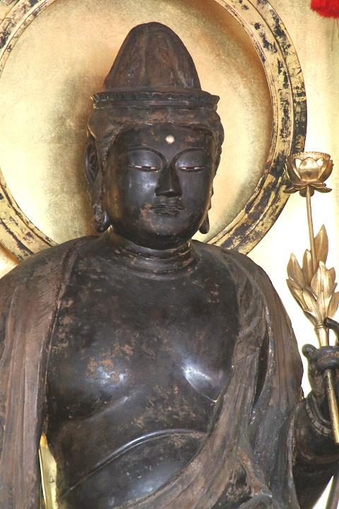 能満寺 聖観音立像